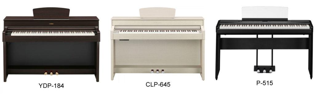 Yamaha Digital Piano Vs Keyboard : best yamaha digital pianos digital piano guide ~ Russianpoet.info Haus und Dekorationen