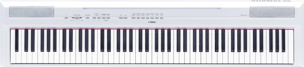 Yamaha P115 white
