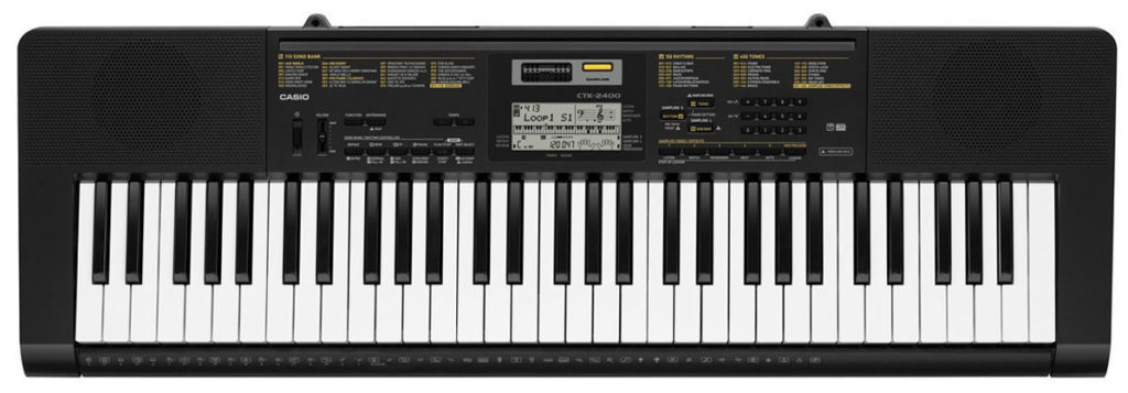 Casio CTK2400