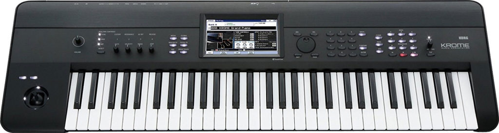 Korg Krome 61-key Workstation