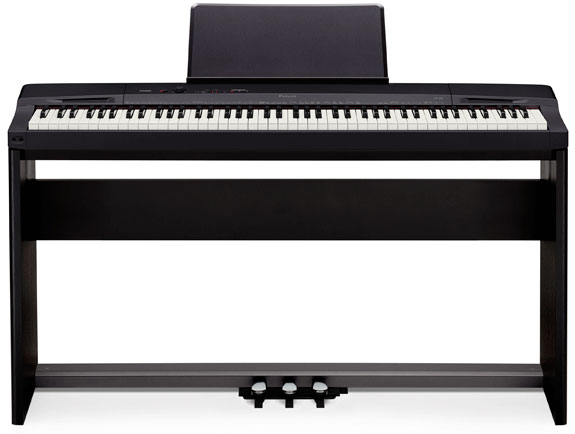 Casio Privia PX-160 with stand