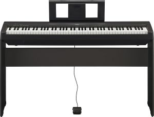 Yamaha P45 - number one digital piano under $500