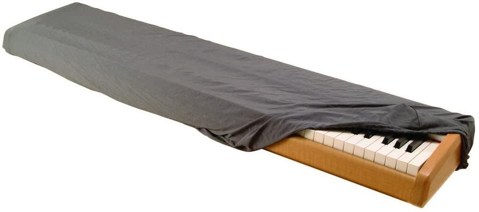 On-Stage Keyboard Dust Cover for 88 Key Keyboards
