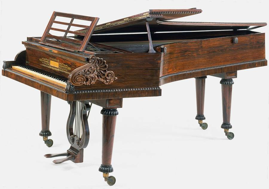 1827 John Broadwood&Sons Grand Piano