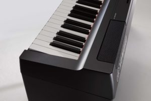 Yamaha P-125 speakers