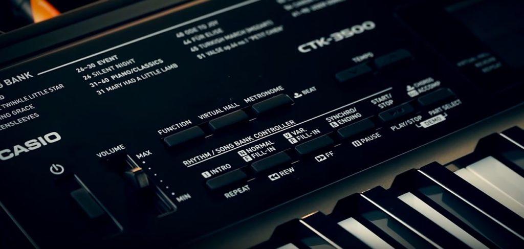 Casio CTK-3500