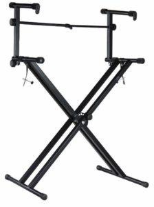 Partysaving PRO Series 2-tier keyboard stand