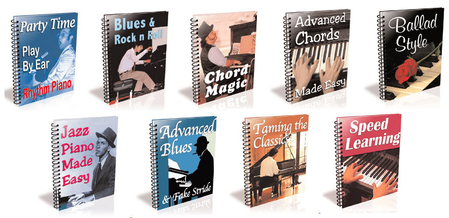 PIanoforall Course E-Books