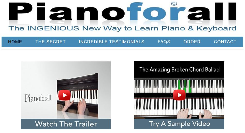 lessons Best online adults piano