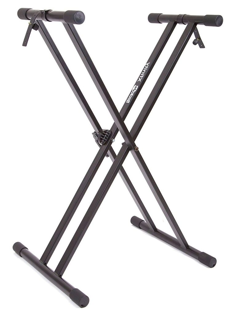 Rockjam Xfinity Double X keyboard stand