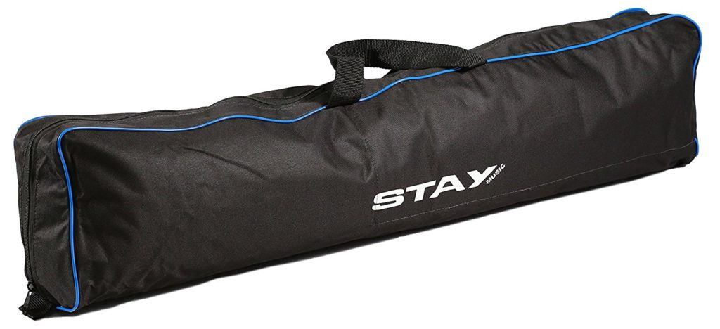 Tower Series 46 2-tier 1300-02-slv keyboard stand bag