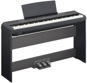 Yamaha P115 with stand